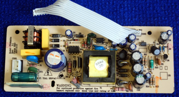 от ресивера DRE-5000